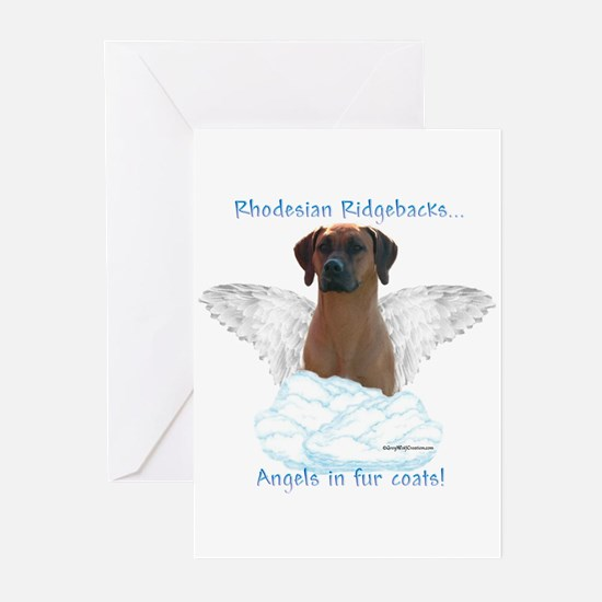 Ridge 3 Greeting Cards (Pk of 10)