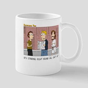 Jesus is Watching Mug