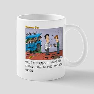 King James Bond Mug