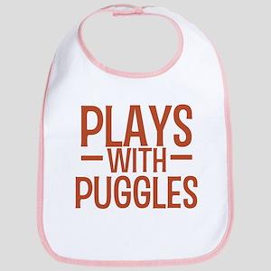 PLAYS Puggles Bib