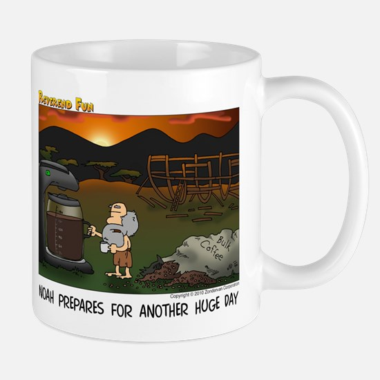 Coffee with Noah Mug