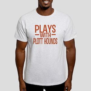 PLAYS Plott Hounds Light T-Shirt
