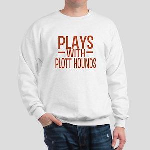 PLAYS Plott Hounds Sweatshirt