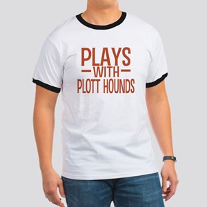 PLAYS Plott Hounds Ringer T
