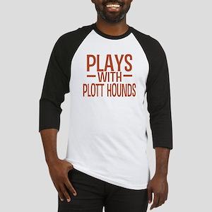 PLAYS Plott Hounds Baseball Jersey