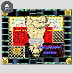 Figgy Wiggle's Puzzle Mordecai