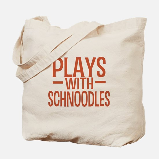 PLAYS Schnoodles Tote Bag