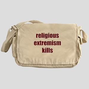Religion Kills Messenger Bag