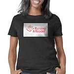 Raising A Reader logo Women's Classic T-Shirt