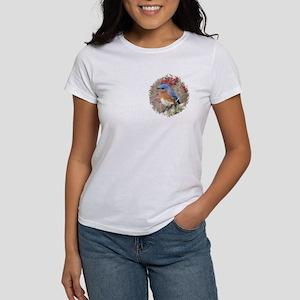 Eastern Bluebird Women's T-Shirt