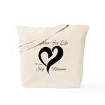 Stop Melanoma Tote Bag
