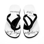 Stop Melanoma Flip Flops