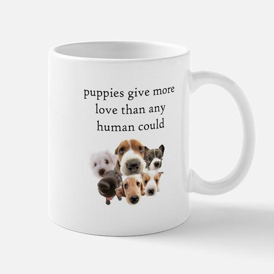 Love Of A Puppy Mug
