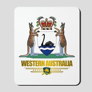 """""""Western Australia COA"""" Mousepad"""