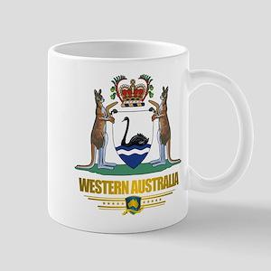 """Western Australia COA"" Mug"