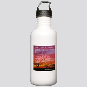 The Lord's Prayer Stainless Water Bottle 1.0L
