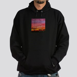 The Lord's Prayer Hoodie (dark)
