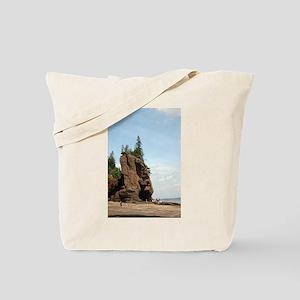 Hopewell Rocks, NS Tote Bag