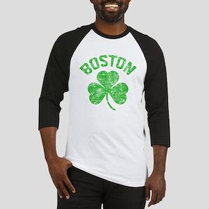 Boston Grunge - dk Baseball Jersey