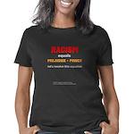 Racism=Prej+Power Women's Classic T-Shirt