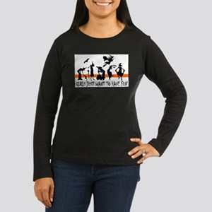 Witches Long Sleeve T-Shirt