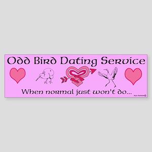 Odd Bird Sticker (Bumper)