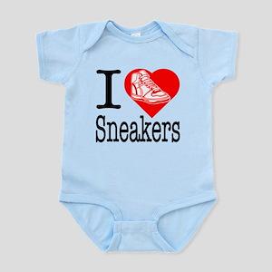 I Love Bling! I Heart Bling! Infant Bodysuit