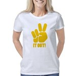 peaceitout10 Women's Classic T-Shirt