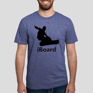 iBoard Mens Tri-blend T-Shirt