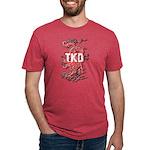 TKD Dragon Mens Tri-blend T-Shirts