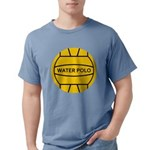Water Polo Ball Mens Comfort Color T-Shirts