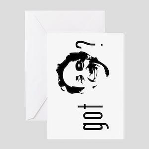 Harvey Milk Greeting Card