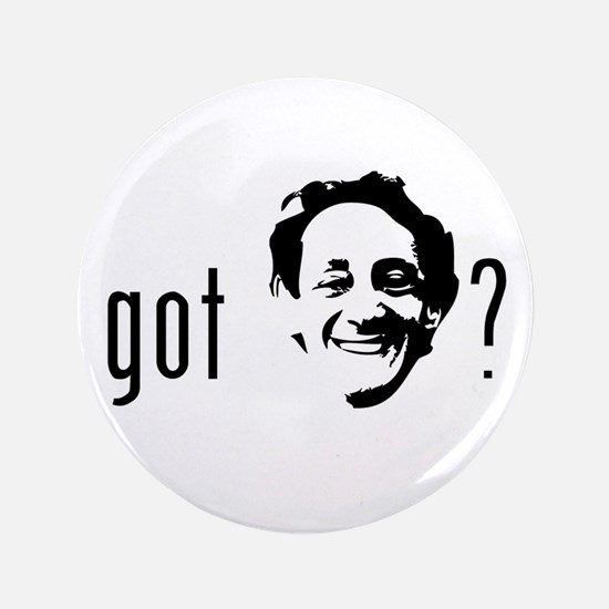 "Harvey Milk 3.5"" Button"