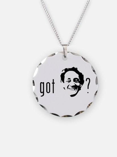 Harvey Milk Necklace