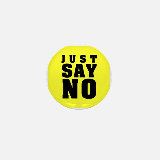 Just Say No With This Mini Button