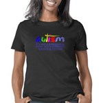 Autism - Its not a process Women's Classic T-Shirt