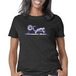 Ergometer rowing sketch Women's Classic T-Shirt
