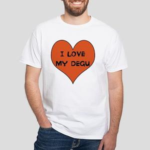 I love my degu