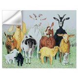 Goat Wall Decals