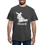 iBoard Mens Comfort Colors Shirt