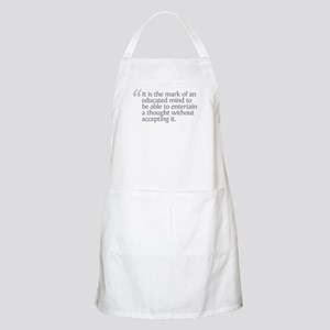 Aristotle It is the mark Apron