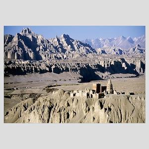 Tibet, Tsaparang, Guge Kingdom, ruins