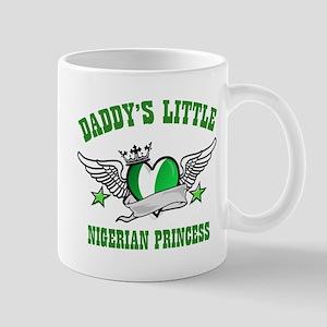 Daddy's Little Nigerian Princess Mug