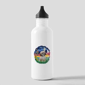 StarWish-ShihTzu#13 Stainless Water Bottle 1.0L