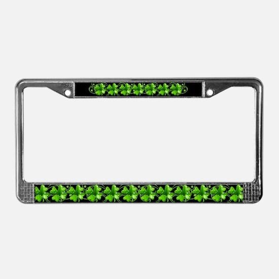 Irish Keepsake License Plate Frame