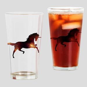 unicorn Drinking Glass
