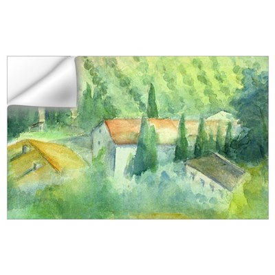 Marcelliana, Tuscany Wall Decal