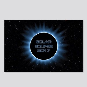Solar Eclipse 2017 Postcards (Package of 8)