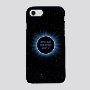Solar Eclipse 2017 iPhone 7 Tough Case