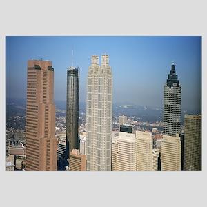 Skyscrapers in a city, Atlanta, Georgia